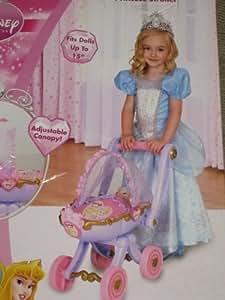 Amazon.com: Disney Baby Princess Stroller for Dolls: Toys