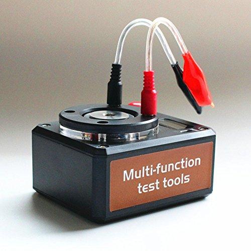 Vape Coil Resistance Meter Ohm Tester Reader for Rebuilding RDA RBA RTA ATTY Tank