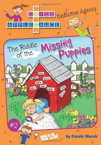 Download The Riddle of the Missing Puppies (2) (Criss Cross Apple) pdf