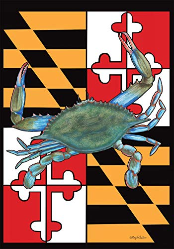 Briarwood Lane Maryland Summer House Flag Crabs Nautical 28