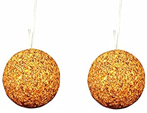 Uncle Jimmys (2 Pack Hanging Balls - Apple Flavor Horse Treats
