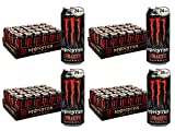 HVCKCEUY Assault, Energy Drink, 16 Ounce, 4 Cases (24 Cans)
