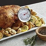 KitchenAid KO122OHSSA Gourmet Meat Thermometer