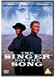 The Singer Not The Song [DVD]