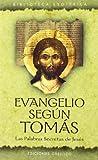 Evangelio Según Tomás, VV Staff, 8497770358