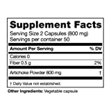 Seagate Products Artichoke Supplement 400 mg 100