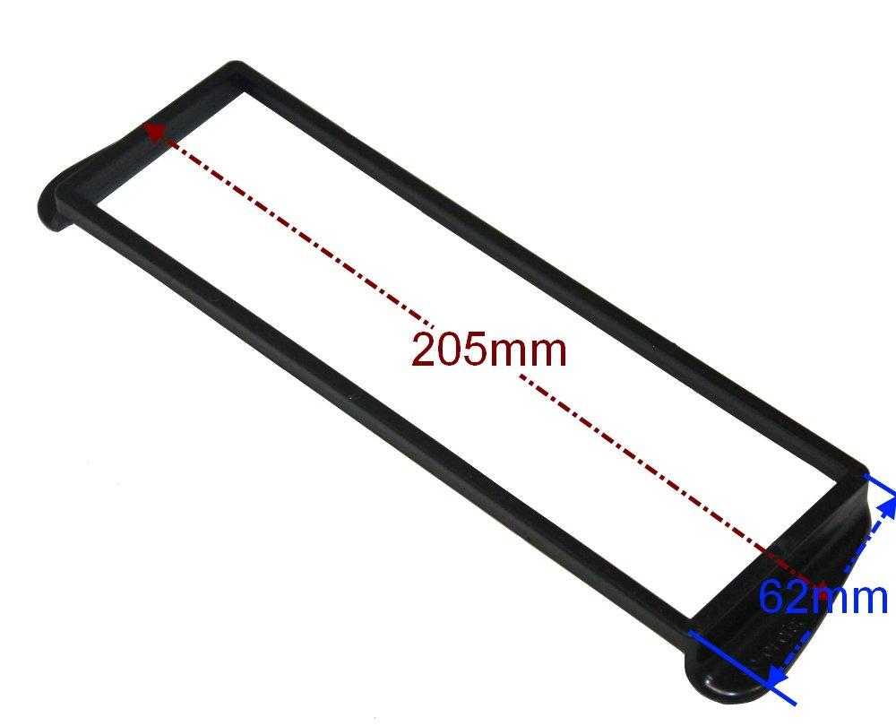 Aerzetix 3800946600114 Adaptateur Cadre R/éducteur pour Autoradio