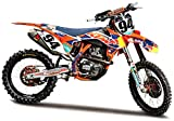 Tobar 1:18 Scale KTM 450 SX-F- 2015 Season Dungey Bike Assorted Model