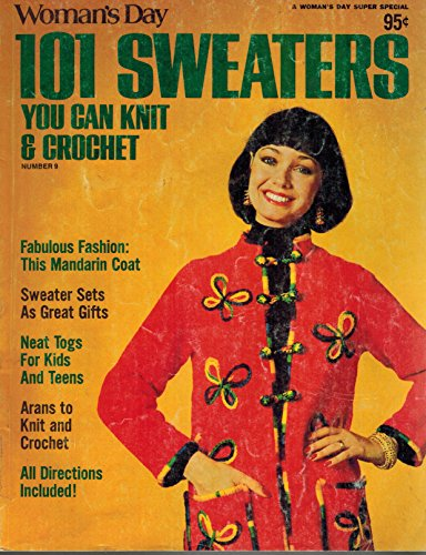 Womans Day 101 Sweaters - Woman's Day 101 Sweaters You Can Knit & Crochet Number 9