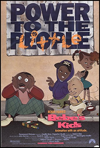 bebes-kids-1992-original-movie-poster-animation-comedy-fantasy-dimensions-27-x-41