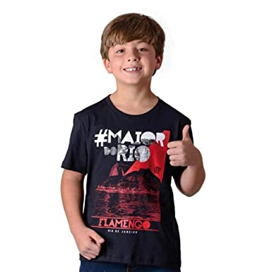 471c4c7435 Camisa Flamengo Infantil Epic Braziline  Amazon.com.br  Amazon Moda