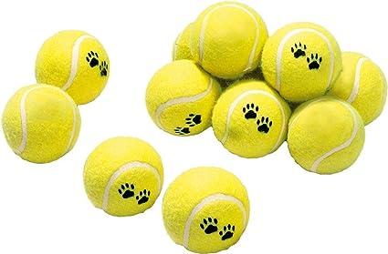Karlie - Pelotas de Tenis, 12 Unidades, 30: 15,6 cm: Amazon.es ...