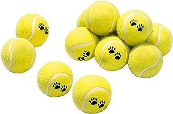 Karlie Pelotas de Tenis, 12 Unidades, 30:15,6 cm: Amazon.es ...