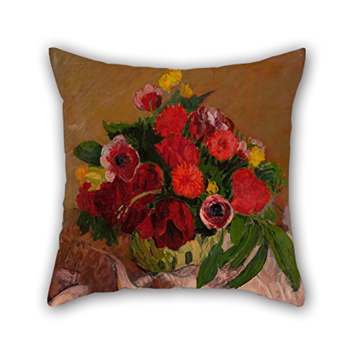 elegancebeauty-oil-painting-roderic-oconor-mixed-flowers-on-pink-cloth-pillowcover-20-x-20-inches-50
