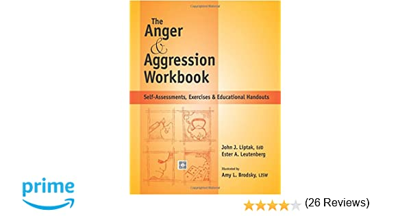 The Anger & Aggression Workbook - Reproducible Self-Assessments ...