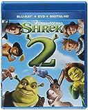 Shrek 2 Blu-ray w/ Family Icons Oring