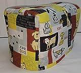 postal service patch - 2 or 4 Slice Toaster Cover (4 Slice, Dog Patch)