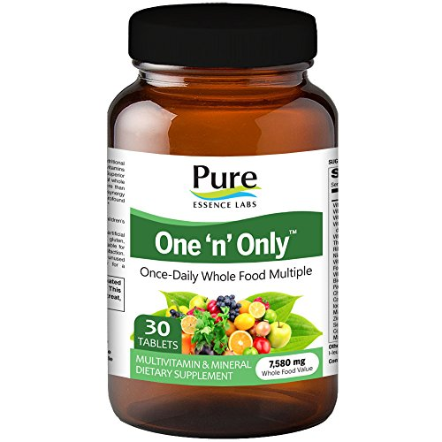 e 'n' Only - World's Most Energetic One Daily Multiple - 30 Tablets (Women Only 30 Tabs)