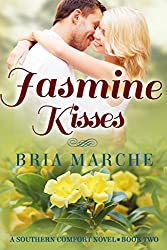 Jasmine Kisses: (Southern Comfort Series Book 2) A Romance Novel