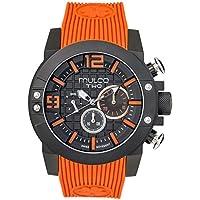 [Patrocinado] Mulco MW5–4271–305Dos 104Collection naranja banda de silicona