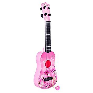 Niño Mrke Guitarra Ukelele 17 Principiante BexodC