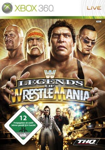 WWE LEGENDS - 2009 Game Wwe
