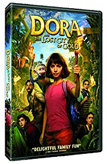 Book Cover: Dora And The Lost City Of Gold