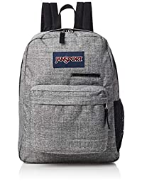 JanSport Digital Carry Digibreak, Grey Heathered 600D, Una talla
