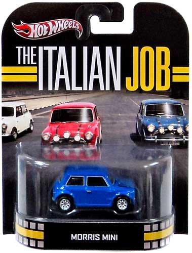 Amazoncom Hot Wheels Retro The Italian Job 155 Die Cast Car