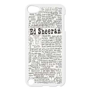 iPod Touch 5 Phone Case White Ed Sheeran WQ5RT7516910