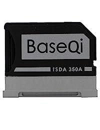 BASEQI - Adaptador MicroSD de aluminio para Microsoft Surface Book y Surface Book 2