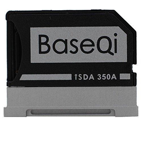 BASEQI Aluminum MicroSD Adapter for Microsoft