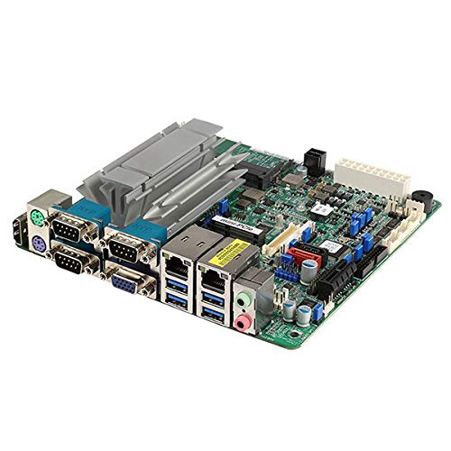 ASRock IMB-154D Intel Celeron N3150 Quad Core Motherboard w/dual GbE LAN, Triple Display ()