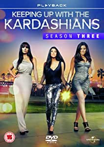 Keeping Up With The Kardashians: Season 3 [Edizione: Regno Unito] [Reino Unido] [DVD]