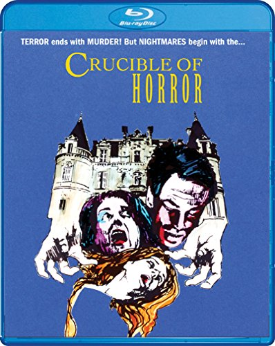 Crucible Of Horror [Blu-ray]