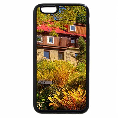iPhone 6S / iPhone 6 Case (Black) Countryside calmness