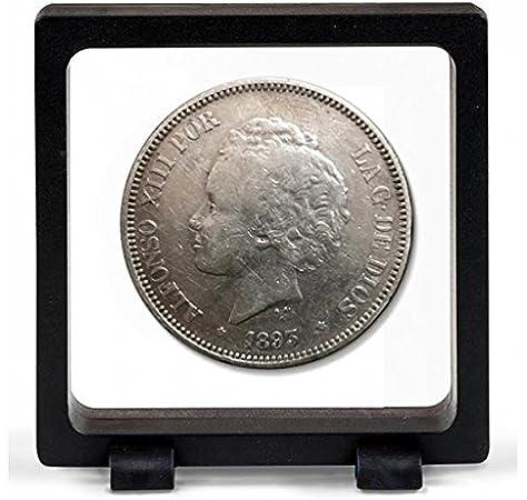 IMPACTO COLECCIONABLES Monedas Antiguas - España 5 Pesetas de ...
