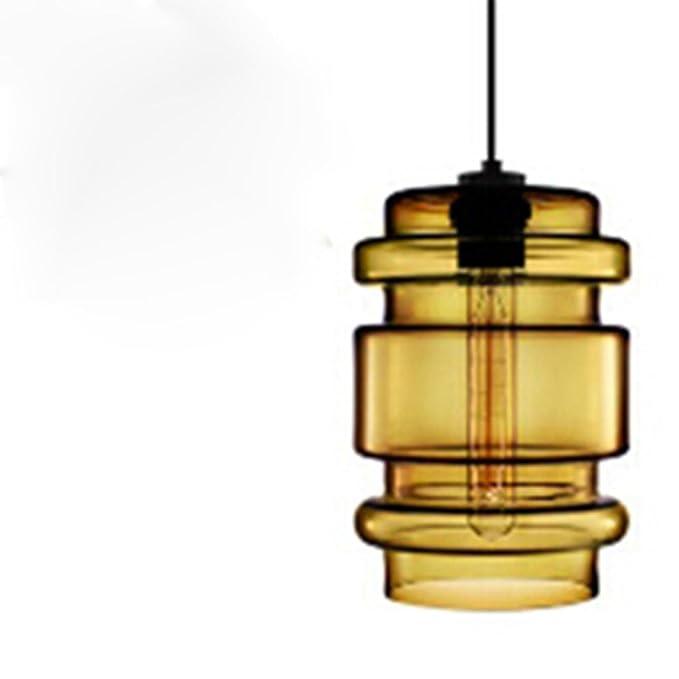 Iluminaciš®n de la lš¢mpara lš¢mpara de IKEA Espacio Arte Nš®rdico bar retro cafe personalidad š²nica cabeza lš¢mparas de cristal de la pecera, ...
