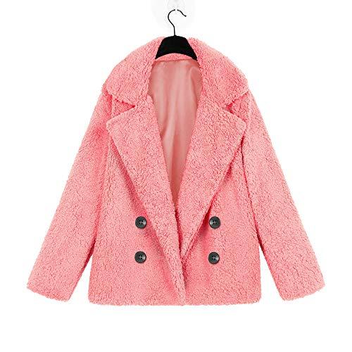 Unie Hiver Capuchon Fourrure Manteau De Amuster Rose Capuche Épaissir En Femme Froid Parkas À qa0W6Uw