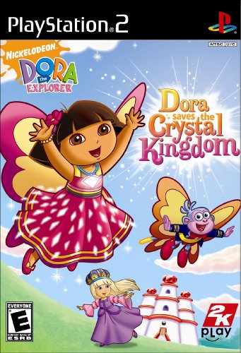 Dora the Explorer: Dora Saves the Crystal Kingdom - PlayStation 2
