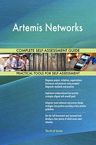 Artemis Networks Toolkit: best-practice templates, step-by-step work plans and maturity diagnostics