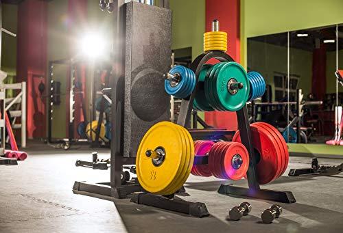 (Leyiyi 5x3ft Photography Backdrop Gymnasium Background Coliseum Fitness Center Equipment Athletic Room Physical Weight Training Exercise Machine Lift Dumbbell Photo Portrait Vinyl Studio Prop)