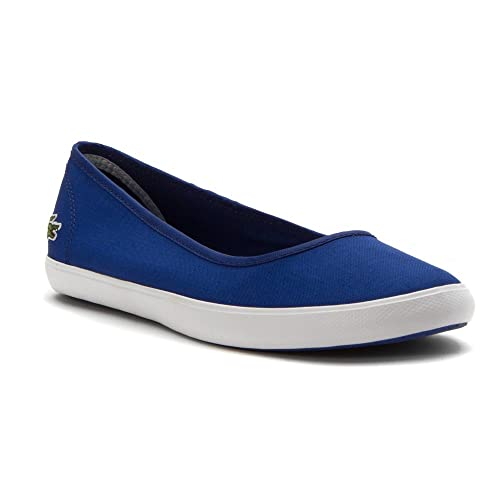 614b4c60d87646 Lacoste Women s Marthe 316 1 Blue Shoe  Buy Online at Low Prices in ...