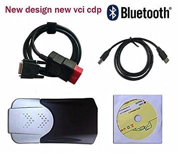 Diagnostic Interface Delphi DS150E USB + Bluetooth CDP Diagnostics