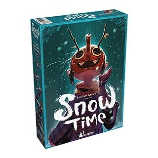 Asmodee LUID0003 Snow Time, Brettpsiel