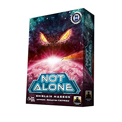 Stronghold Games Not Alone Board Game: Toys & Games
