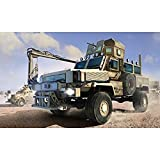 kinetic 1 35 - Kinetic 1/35 RG-31 Mk.5 US Army infantry mobility vehicle Plastic K61015