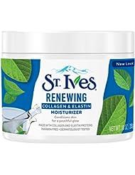 St. Ives Facial Moisturizer, Collagen Elastin, 10 oz