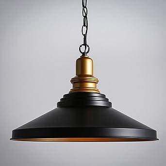Retro Vintage Laqué Lampe Edison Industrielle Suspension Fer lF1cTKJ3