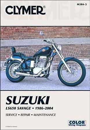 Car Manuals Literature Clymer Workshop Manual Suzuki Ls650 Savage Boulevard S40 1986 2015 Repair Vehicle Parts Accessories Visitestartit Com